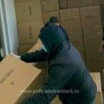 Peste 33.500 de articole susceptibile a fi contrafăcute, descoperite la PTF Nădlac II