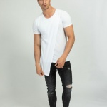 Top 4 motive pentru care modelele simple de tricouri albe barbati sunt un must-have in garderoba