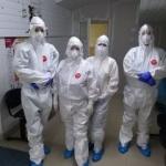 11 operații la persoane suspecte sau confirmate cu COVID-19, efectuate la Arad