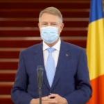 Iohannis: Pentru România nu dorim o carantină naţională