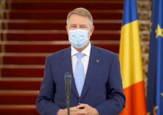 Iohannis: Sunt necesare măsuri mai ferme pentru a controla extinderea pandemiei