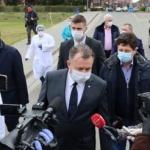 """Ministrul Sănătății, la Arad: """"A avut loc o transmitere comunitară a coronavirusului, după mai multe cazuri neidentificate"""""""