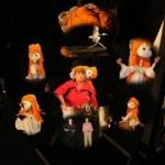 """""""O întâlnire de poveste"""" pe pagina de facebook a Trupei Marionete"""