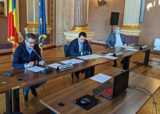 Primăria Municipiului Arad a alocat 2,7 milioane de lei pentru servicii de dezinfecție în blocuri