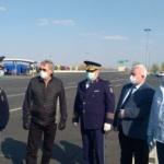 Ministrul de Interne, la PTF Nădlac: Trebuie să ajut și Primăria și zona Nădlac dacă sunt creșteri de infracționalitate