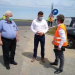 Autoritățile anunță: Se finalizează lucrările de reparație a DN7, între Arad și Vladimirescu