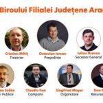 Conducere nouă pentru filiala PLUS Arad