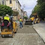 Sergiu Bîlcea: Lucrările la rețeaua de canalizare din centrul Aradului, la final