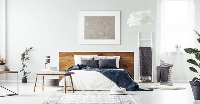 Tips&tricks: Cum poți face dormitorul să pară mai mare?