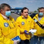 Campanie de informare a românilor care pleacă la muncă în străinătate, la PTF Nădlac I