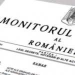 Hotărârea de Guvern care prevede măsurile de relaxare aplicabile din 15 iunie, publicată în Monitorul Oficial