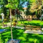 "A fost inaugurat Parcul ""Bujor Buda"" din Arad"