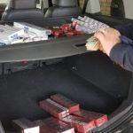 Jandarmii au confiscat țigări netimbrate și bani proveniți din activități comerciale ilicite