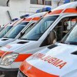Angajaţii serviciilor de ambulanţă au protestat şi şi-au comemorat colegii decedaţi în timpul pandemiei