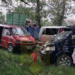 Polițiștii locali din Arad au intervenit pentru îndepărtarea de pe domeniul public a caravanelor campate ilegal
