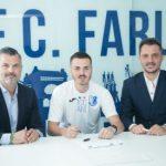 Arădeanul Marius Chindriş a semnat cu FC Farul