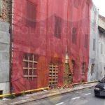 Proprietarul unei clădiri istorice din Arad, amendat de şapte ori pentru că nu întreţine imobilul