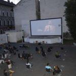 Programul proiecțiilor în grădina de vară de la cinematograful Arta