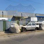 Mașini abandonate sau fără stăpân, ridicate de pe domeniul public