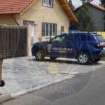 Polițiștii locali din Arad verifică contractele de salubrizare