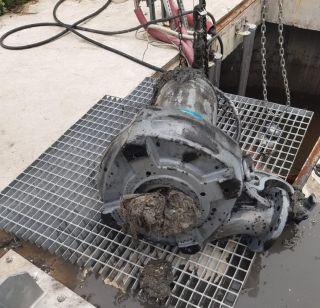 Noua stație de epurare de la Sântana, blocată din cauza șervețelor umede aruncate în toalete