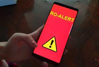 Telefoanele care nu sunt compatibile cu sistemul RO-ALERT, interzise la comercializare