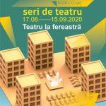 Spectacole de teatru și marionete, în aer liber, la Arad. PROGRAM