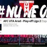 Bilete virtuale pentru meciul UTA Arad – Petrolul Ploiești
