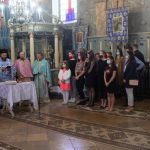 Cea mai veche biserică ortodoxă din municipiul Arad și-a sărbătorit hramul