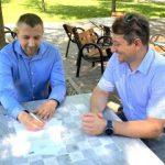 Acord pentru alegerile locale. USR şi PLUS vor avea candidaţi comuni la Arad