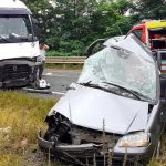 UPDATE Doi bărbaţi au murit şi două adolescente au fost rănite, într-un accident la Julița