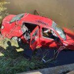Doi bărbați au murit după ce au căzut cu maşina în Canalul Morilor