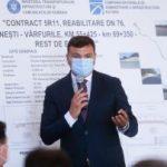 """Sergiu Bîlcea: ,,Cel mai important proiect de la înființarea Consiliului Județean este Centura Aradului"""""""