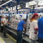 Amenzi pentru nerespectarea măsurilor de prevenire a infecțiilor cu COVID-19, în hale de producție din Arad