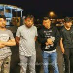 Migranți sirieni şi afgani, găsiți ascunşi în două automarfare la PTF Nădlac II