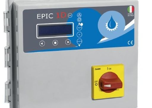 Pentru protectie pompa trifazata, utilizeaza un tablou automatizare
