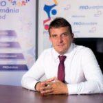 Silviu Dimofte, candidatul PRO România pentru Primăria Orașului Ineu
