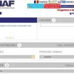 Portalul www.anaf.ro oferă posibilitatea înregistrării electronice în sistemul One Stop Shop