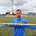 Fostul jucător al UTA-ei, Alexandru Ciucur, la Dunărea Călărași