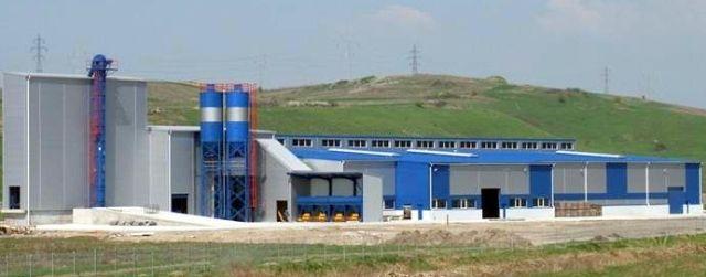 O fabrică de betoane va fi deschisă, anul viitor, în judeţul Arad