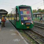 Tramvaiele Imperio vor circula și pe linia 18 barat în cartierul Micălaca