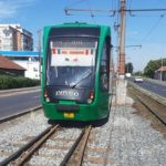 Tramvaiele Imperio vor circula și pe linia 7 în cartierul Micălaca