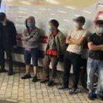 Vietnamezi ascunși printre pufuleți, depistați la PTF Nădlac
