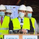 Orban, la Arad: Tronsoanele de cale ferată de pe coridorul Constanţa – Curtici, finalizate până la jumătatea anului 2023