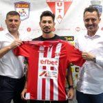 UTA Arad l-a transferat pe Marian Pleaşcă