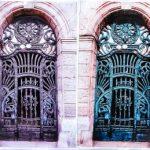 Poarta cu păuni din centrul Aradului va fi recondiționată