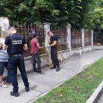 147 de persoane fără adăpost, depistate în ultimii doi ani de polițiștii locali din Arad