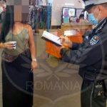 Acțiuni de verificare în mijloacele de transport în comun și în piețele din Arad