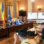 A fost semnat contractul pentru proiectarea unui pod nou peste râul Mureș