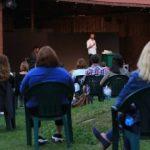 Spectacole de teatru și teatru de marionete în aer liber, la Arad. PROGRAM